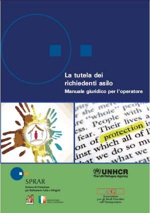 Rifugiati, un manuale giuridico per gli operatori copertina