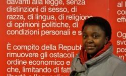 solidarietà a Cecile Kyenge